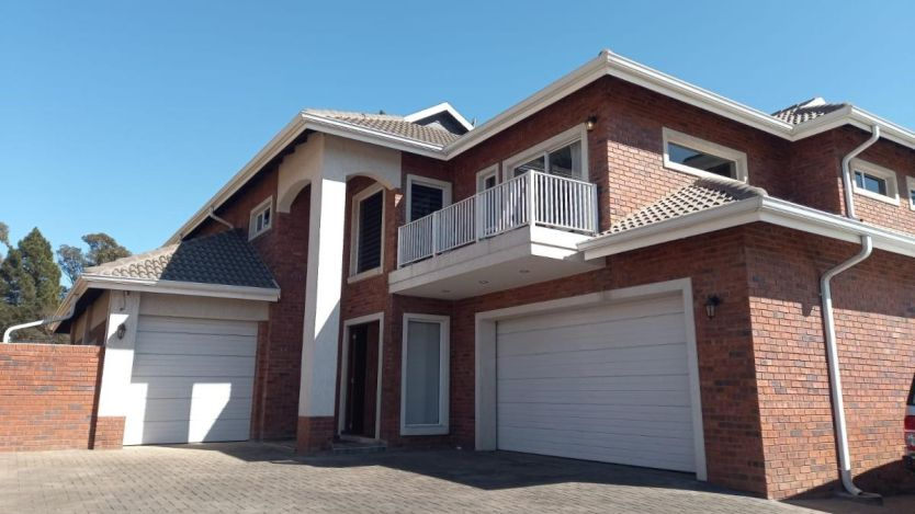 4 Bedroom duplex townhouse - freehold for sale in Rynfield, Benoni